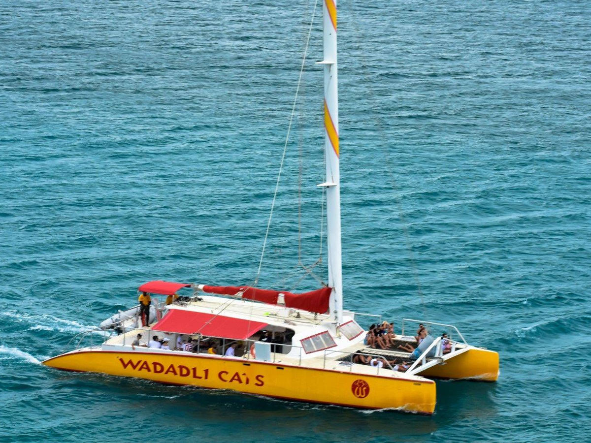 47 ft - 65ft Sailing Catamarans