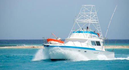 Antigua Boat, Yacht & Fishing Charters