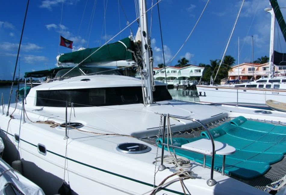 48 ft Sailing Catamaran